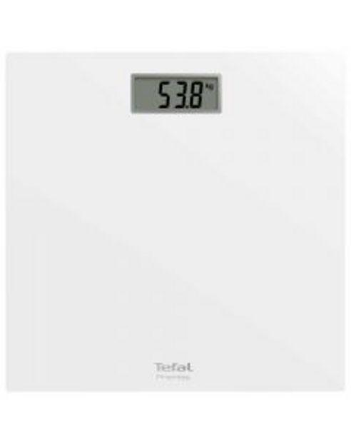 Ofertă Cantar electronic Tefal Premiss PP1401V0, 150 kg, Alb 58,99 lei
