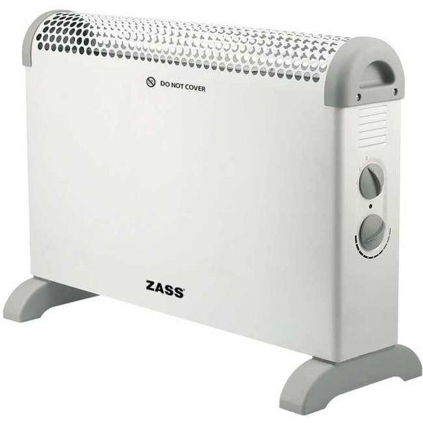 Ofertă Convector electric de podea Zass ZKH 03_1 84,99 lei