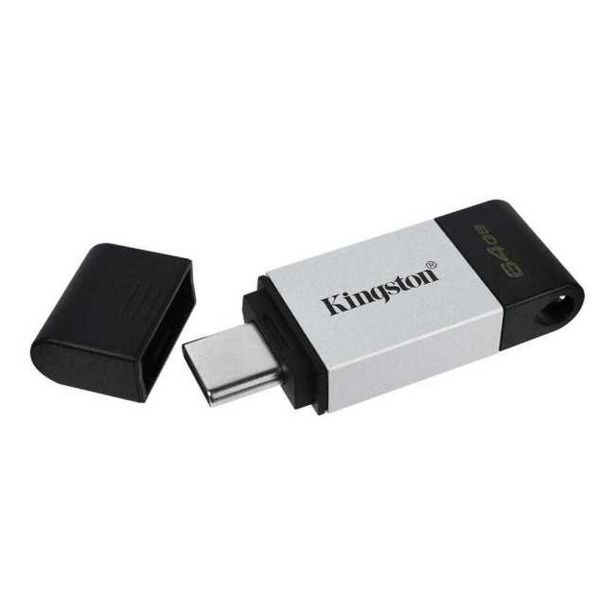 Ofertă Memorie USB Kingston DataTraveler 80, 64GB, USB 3.2_1 69,99 lei