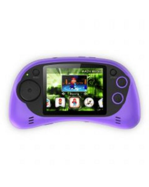 Ofertă Consola portabila Serioux, 200 jocuri incluse, Violet 99,99 lei