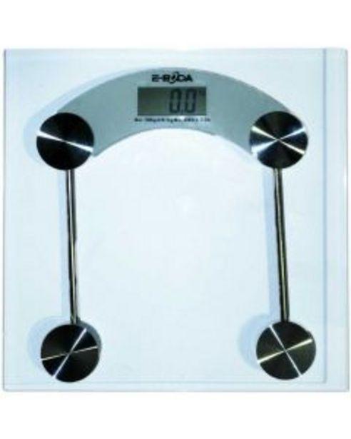 Ofertă Cantar electronic E-Boda CEP 1020, 180 kg, Transparent 35,99 lei