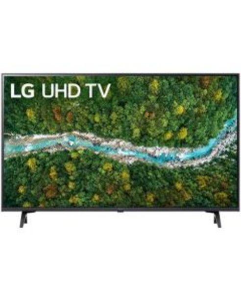 Ofertă Televizor Smart LED, LG 43UP77003LB, 108 cm, Ultra HD 4K 1849,99 lei