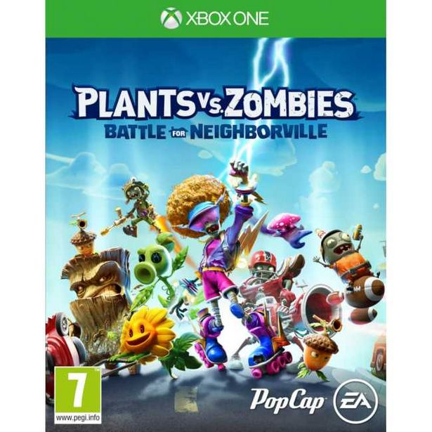 Ofertă Joc Xbox Plants vs Zombies: Battle for Neighborville_1 99,99 lei
