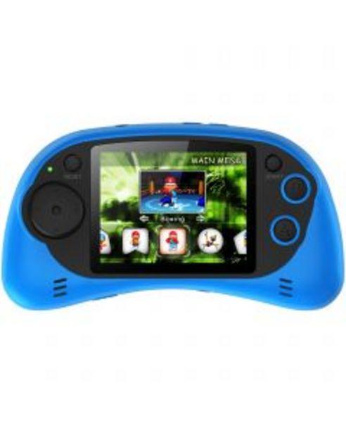 Ofertă Consola portabila Serioux, 200 jocuri incluse, Albastru 99,99 lei