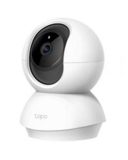 Ofertă Camera de supraveghere Smart TP-Link Tapo C210, Pan/Tilt 360 grade, Functie Baby Monitor, Night Vision, Alb 209,99 lei