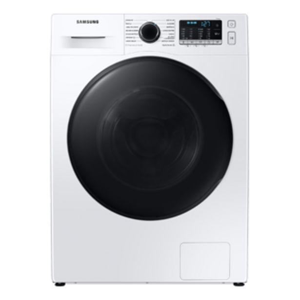 Ofertă Mașină de spălat cu uscător Samsung WD90TA046BE/LE Air Wash, Eco Bubble™, Hygiene Steam 2399 lei