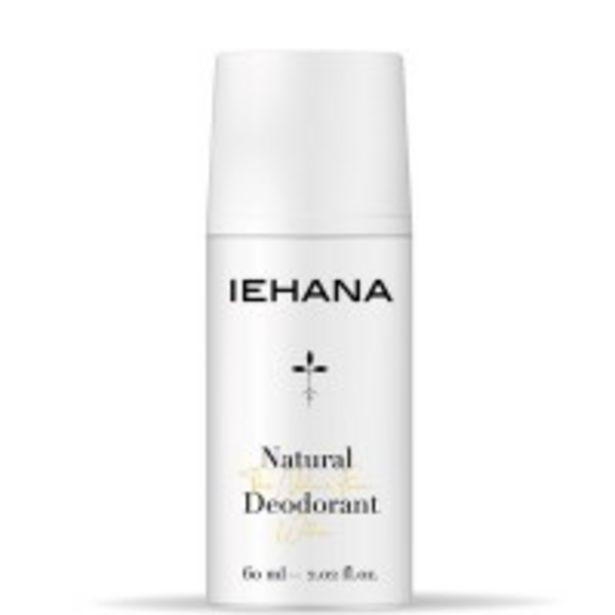 Ofertă Deodorant Natural cu... 69 lei