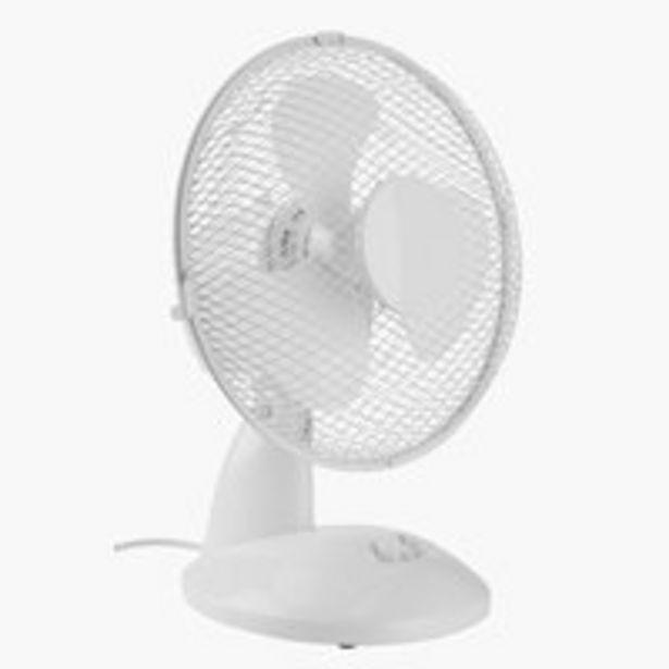 Ofertă Ventilator JERPE 23x37 alb 50 lei
