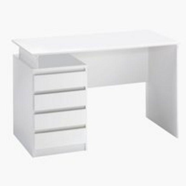 Ofertă Birou MESINGE 60x118 alb 500 lei