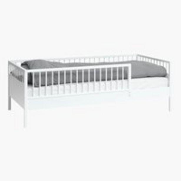Ofertă Cadru pentru pat GILLELEJE 90x200 alb 750 lei