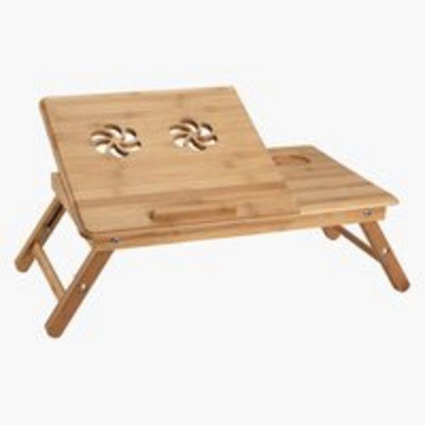 Ofertă Masă laptop THEM bambus 115 lei