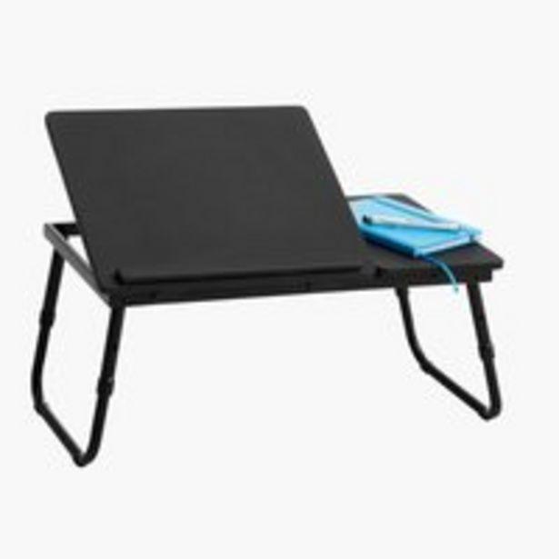 Ofertă Masă laptop MERN reglabilă neagră 100 lei