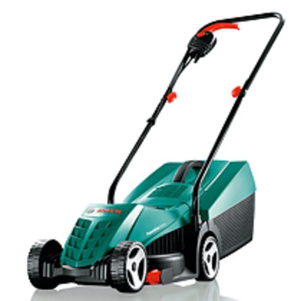 Ofertă Masina de tuns iarba  Bosch ARM 3200, electrica, 32 cm, 1200W 344,01 lei