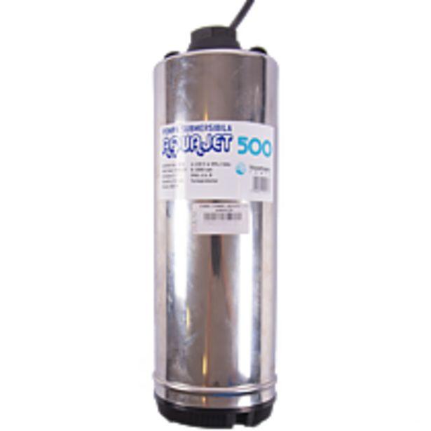Ofertă Pompa submersibila Aquajet 500, 500 W, 5000 l/h 307,97 lei