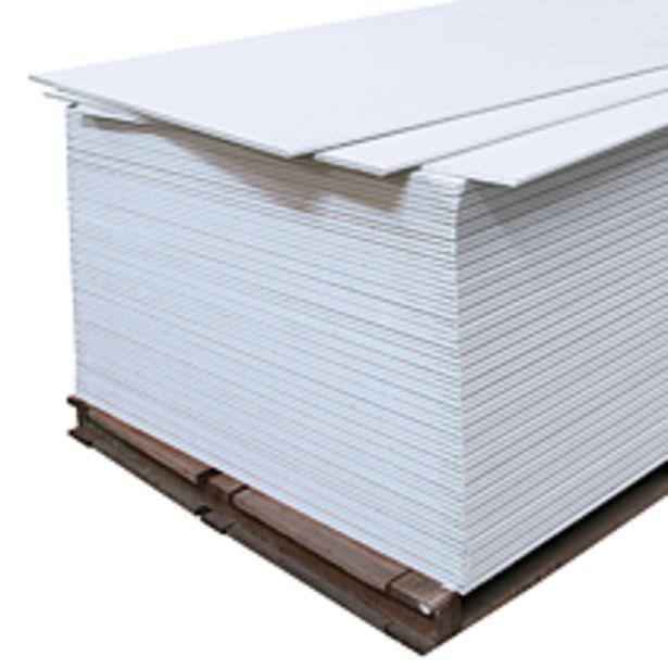 Ofertă Placa gips carton Norgips Standard GKB, grosime 12.5 mm,  2600 x 1200 mm 23,98 lei