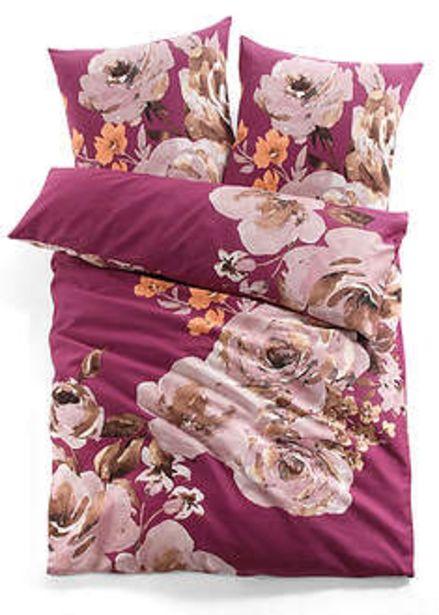 Ofertă Lenjerie de pat florală 89,9 lei