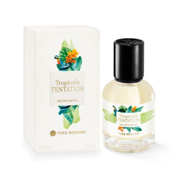 Ofertă Apă de parfum Tropicale Tentation 119 lei