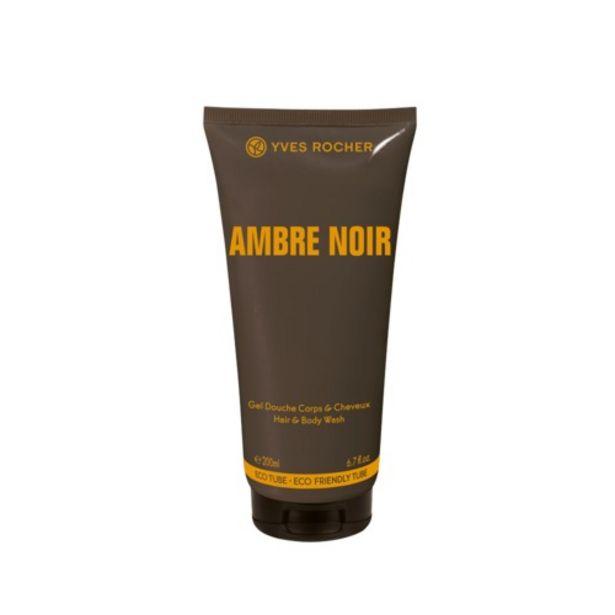 Ofertă Gel de duș parfumat Ambre Noir 55 lei