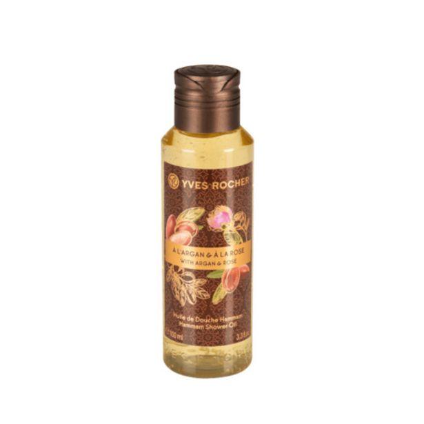 Ofertă Ulei pentru duș Argan & Trandafir Bio din Maroc 15,9 lei