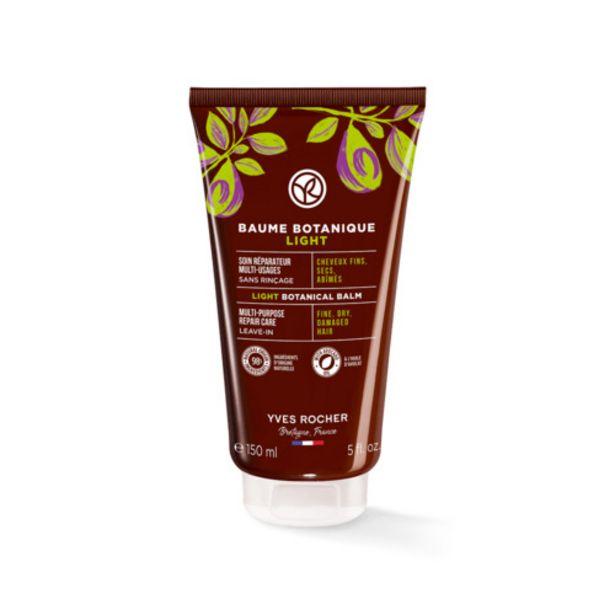 Ofertă Balsam vegetal multi-efect cu ulei de Avocado 34,9 lei