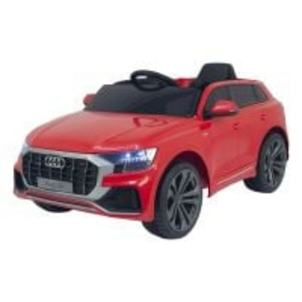 Ofertă Masinuta electrica Audi Q8, Rosu 1199,99 lei