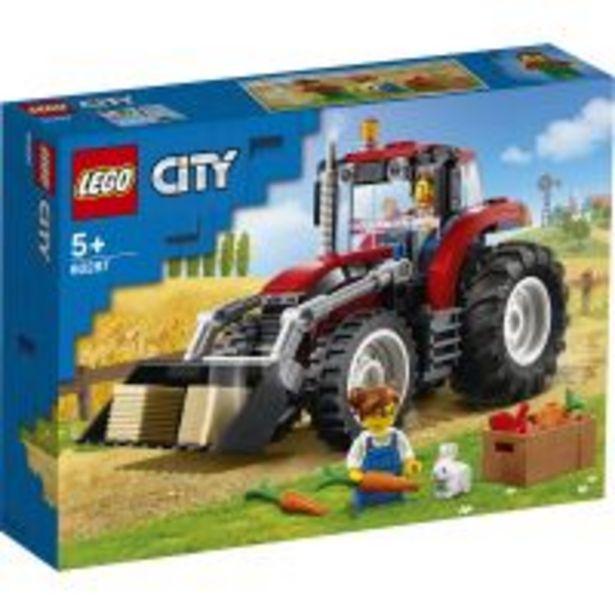 Ofertă LEGO® City - Tractor (60287) 79,99 lei