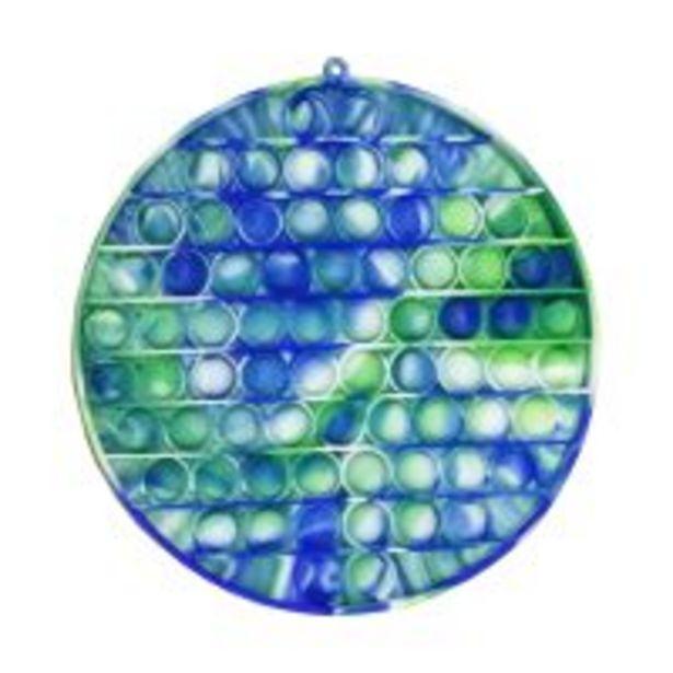 Ofertă Jucarie antistres Pop It Now, Cerc, Multicolor 39,99 lei