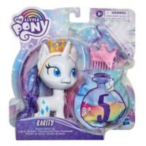 Ofertă Figurina cu accesorii surpriza My Little Pony Potiunea Magica, Rarity E9143 55,99 lei