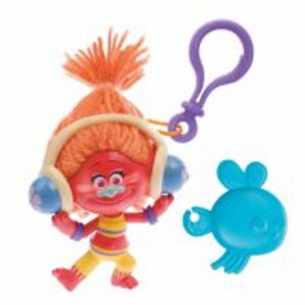 Ofertă Breloc - figurina Trolls - DJ Suki, 10 cm 19,99 lei