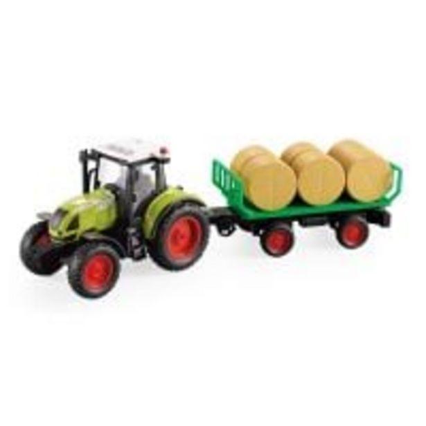 Ofertă Tractor cu transport de baloturi Cool Machines 67,99 lei