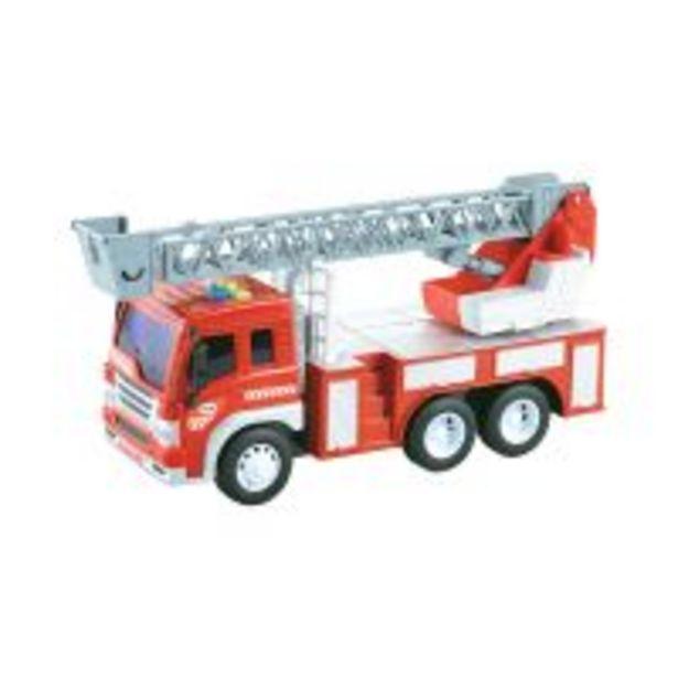 Ofertă Masina de pompieri cu scara Cool Machines 54,39 lei