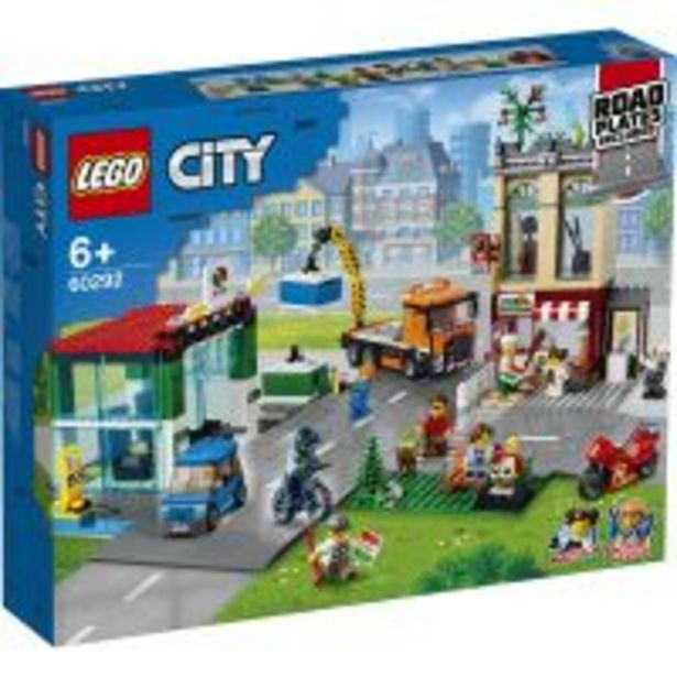 Ofertă LEGO® City - Centrul orasului (60292) 389,99 lei