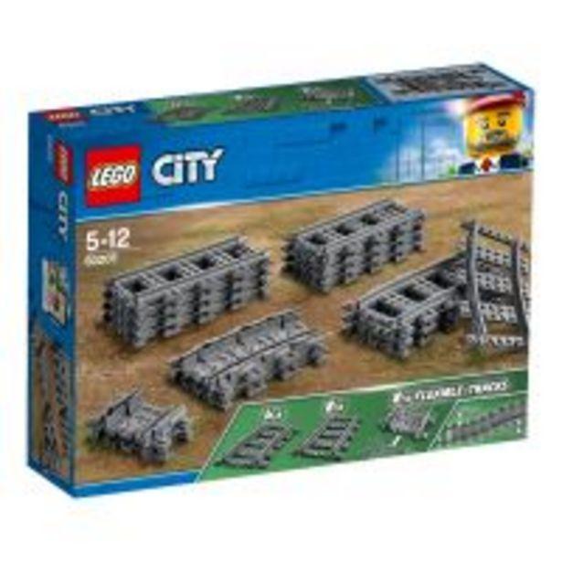 Ofertă LEGO® City - Sine (60205) 99,99 lei