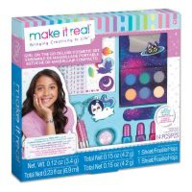 Ofertă Trusa de cosmetice Make it Real, 14 piese 99,99 lei