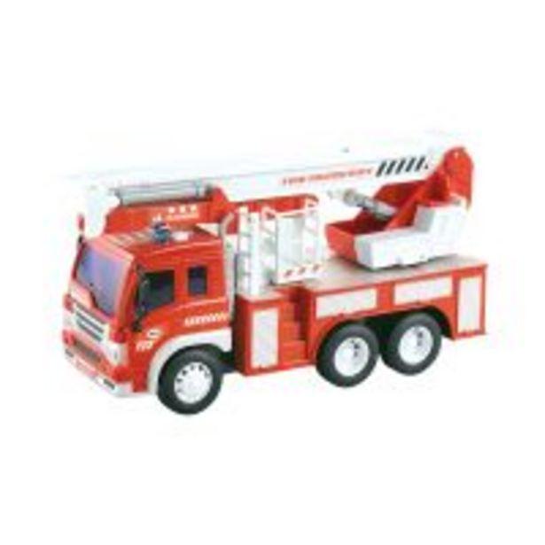 Ofertă Masina de pompieri cu tun de apa Cool Machines 54,39 lei
