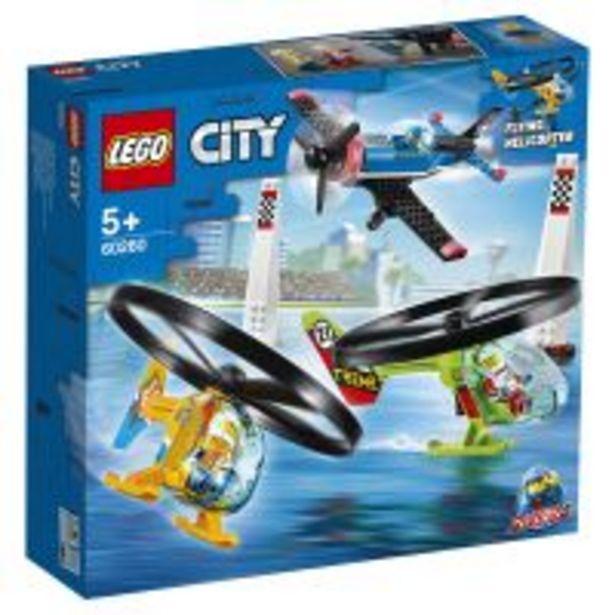 Ofertă LEGO® City - Cursa aeriana (60260) 159,99 lei