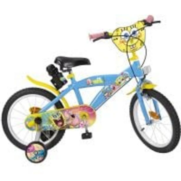 Ofertă Bicicleta Sponge Bob, 16 inch 649,99 lei