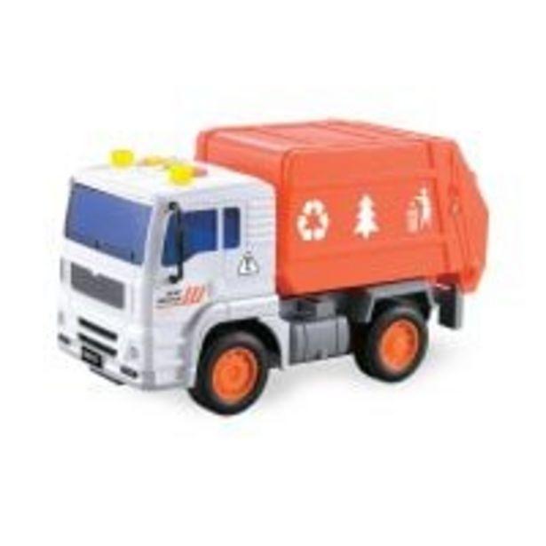 Ofertă Masina de reciclare cu lumini si sunete Cool Machines 3 37,39 lei