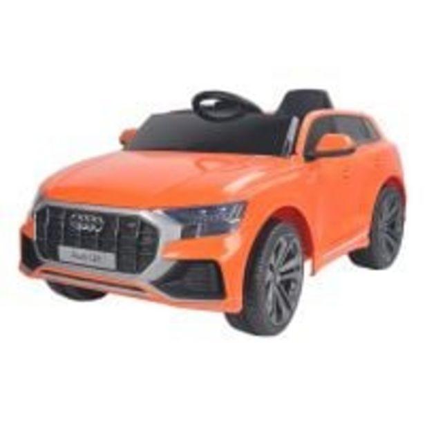 Ofertă Masinuta electrica Audi Q8, Portocaliu 1199,99 lei