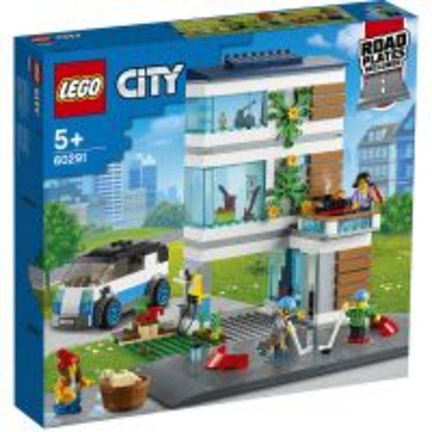Ofertă LEGO® City - Casa familiei (60291) 249,99 lei