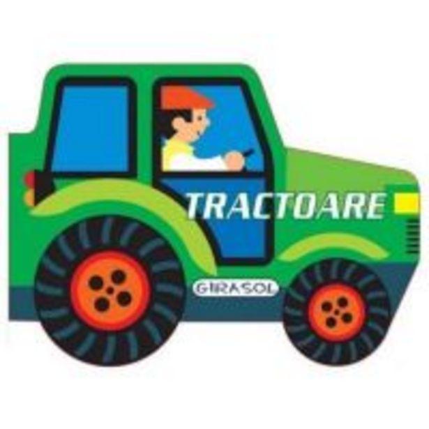 Ofertă Carte Girasol - Vehicule cu motor - Tractoare 29,99 lei