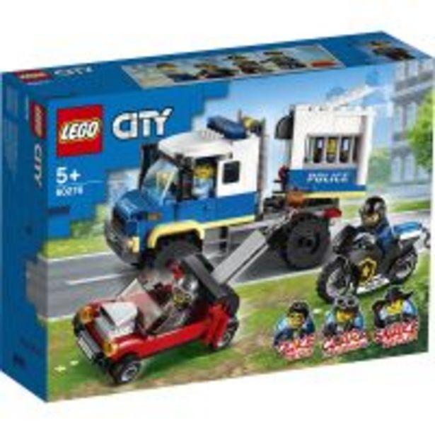 Ofertă LEGO® City - Transportul prizonierilor politiei (60276) 79,99 lei