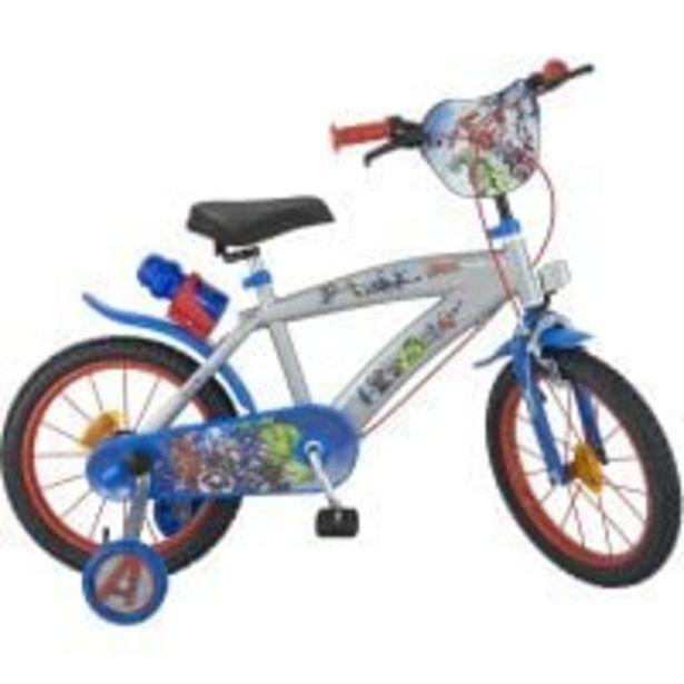 Ofertă Bicicleta Avengers, 16 inch 649,99 lei