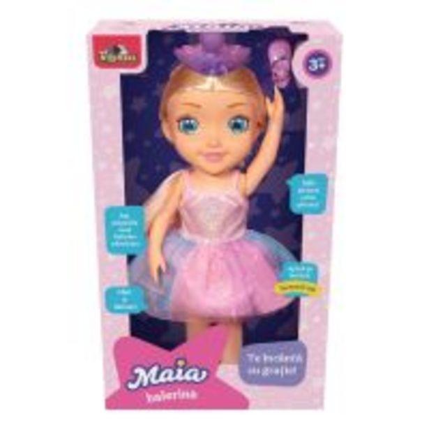 Ofertă Papusa Maia Balerina, Blonda 207,99 lei