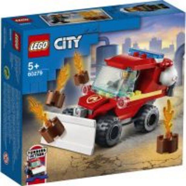 Ofertă LEGO® City - Camion de pompieri (60279) 44,99 lei
