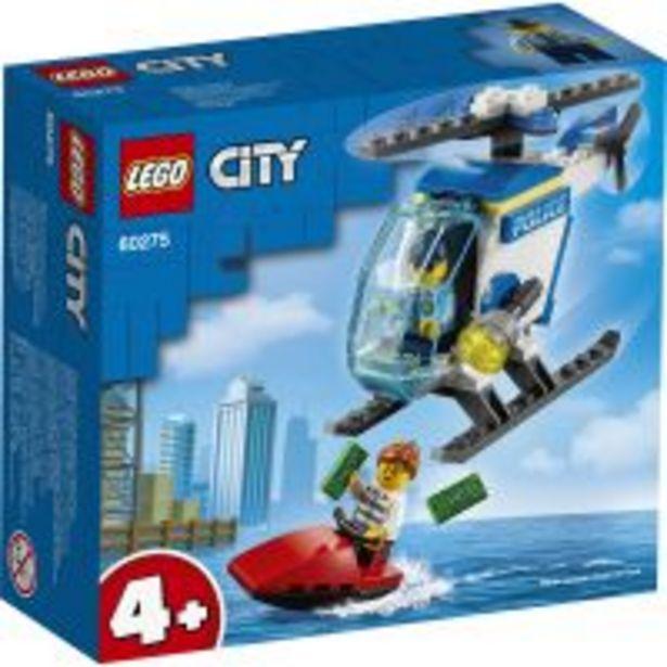 Ofertă LEGO® City - Elicopterul politiei (60275) 37,99 lei