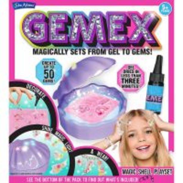 Ofertă Set de creatie Gemex, Bijuterii cu scoica magica 159,99 lei