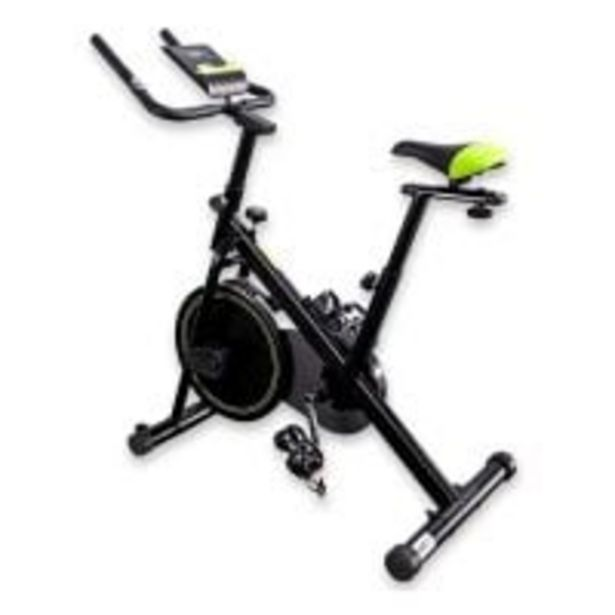 Ofertă Bicicleta spin bike DHS, roata de 10 kg 989,99 lei