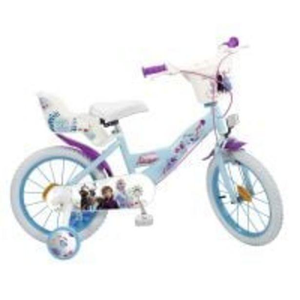 Ofertă Bicicleta copii Toimsa, Disney Frozen 2, 16 inch 649,99 lei