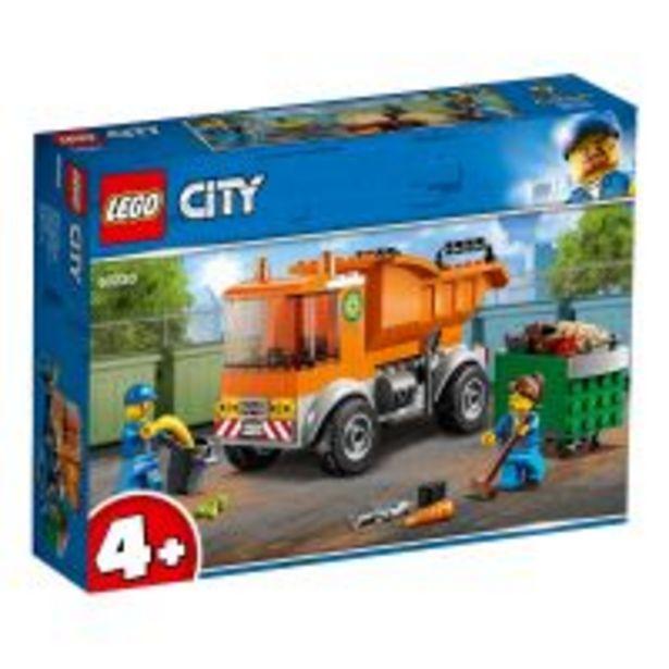 Ofertă LEGO® City - Camion pentru gunoi (60220) 99,99 lei